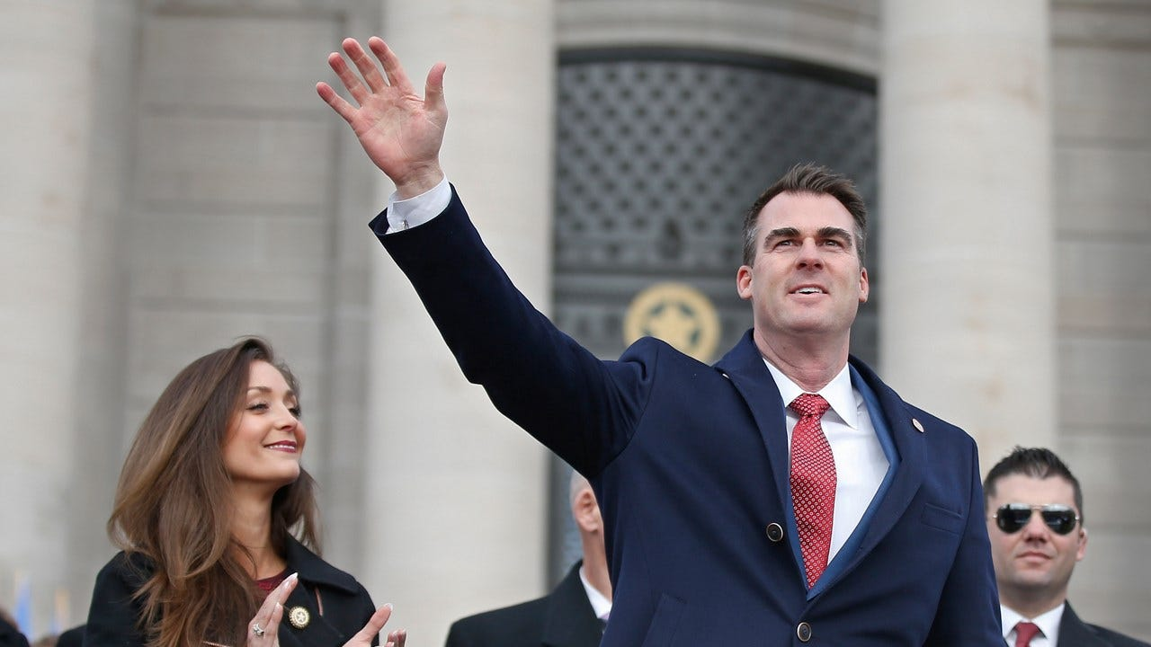 Governor Stitt Orders DOC To Prevent Cellphone Access In Prisons