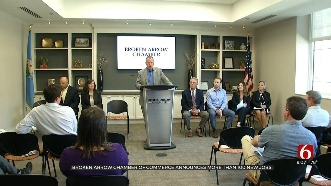 BA Chamber of Commerce Announces More Than 100 New Jobs