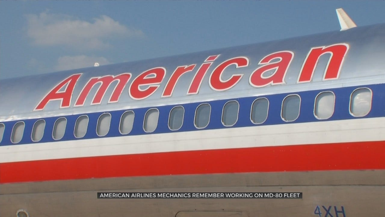 American Airlines Retire One Of Their Favorite Planes