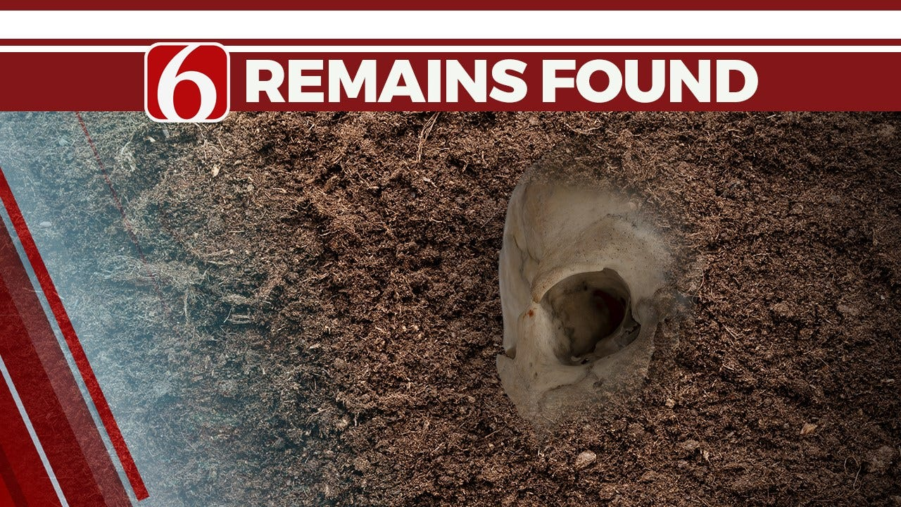 Fort Gibson Man Finds Human Skull In Arkansas River