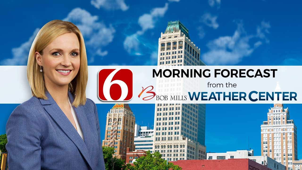 Early Morning Showers Should Give Way To Beautiful Saturday