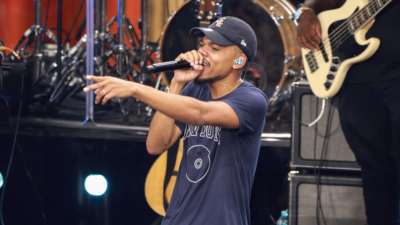 Chance the Rapper Rescheduling BOK Center Concert