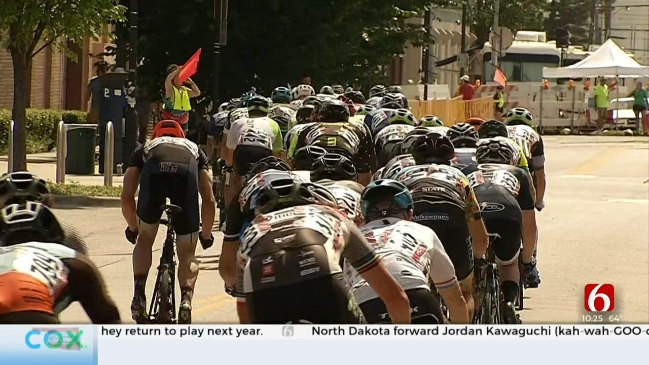 Upcoming Tulsa Tough Race Yet To Be Canceled Or Postponed