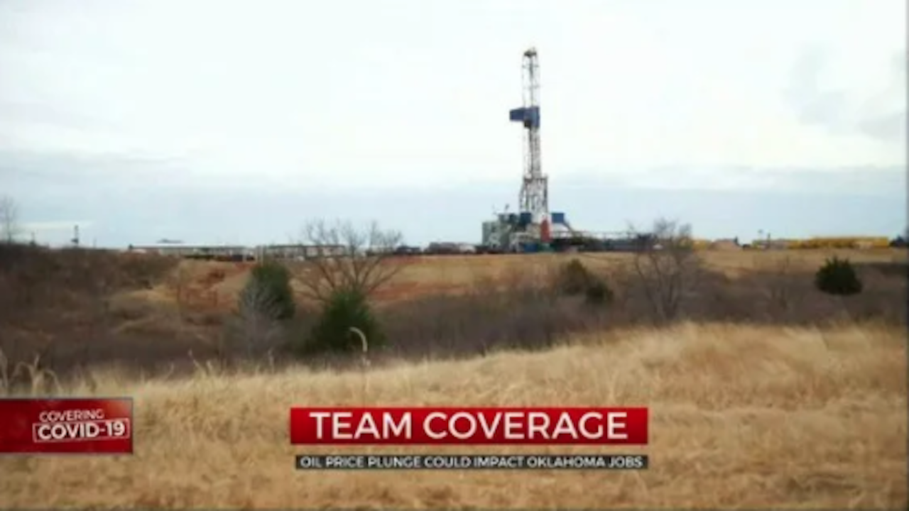 New OSU Report Shows Oklahoma Oil And Gas Sector Could Take 2 Years To Rebuild