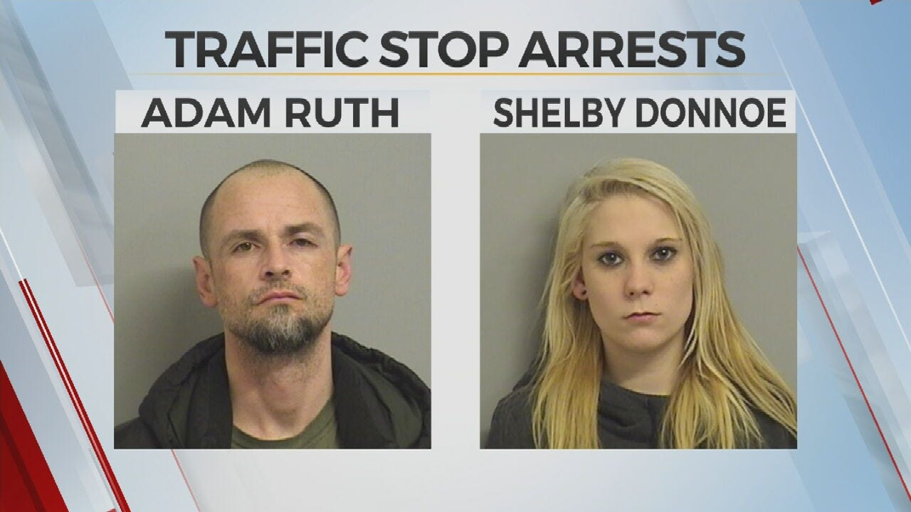 Police: 2 Arrested After Traffic Stop Leads To Drug Bust