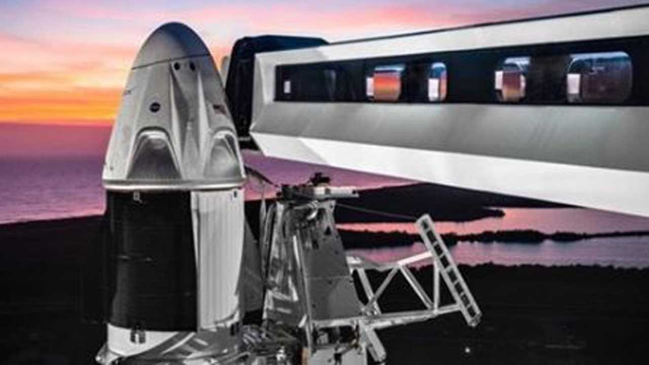 SpaceX And Space Adventures To Launch Space Tourism Flight In 2022