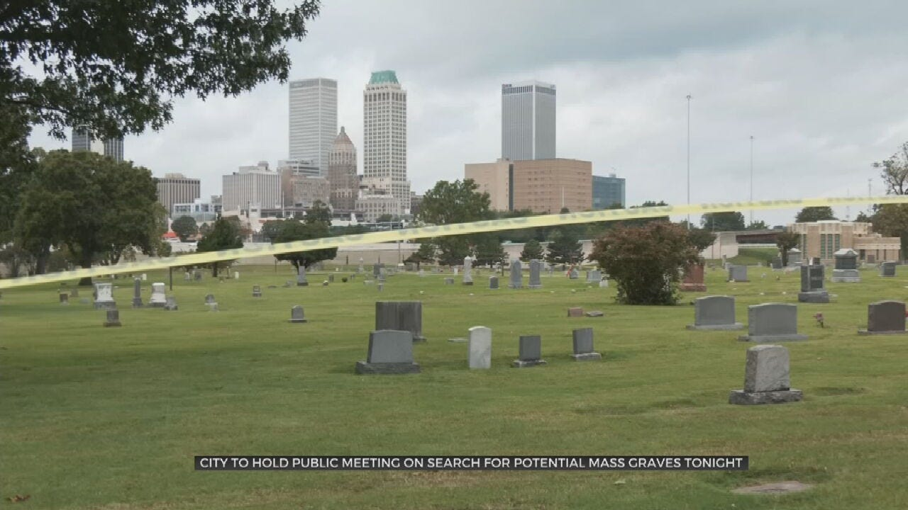 No Indications Of Mass Graves At Current Oaklawn Location, Officials Say