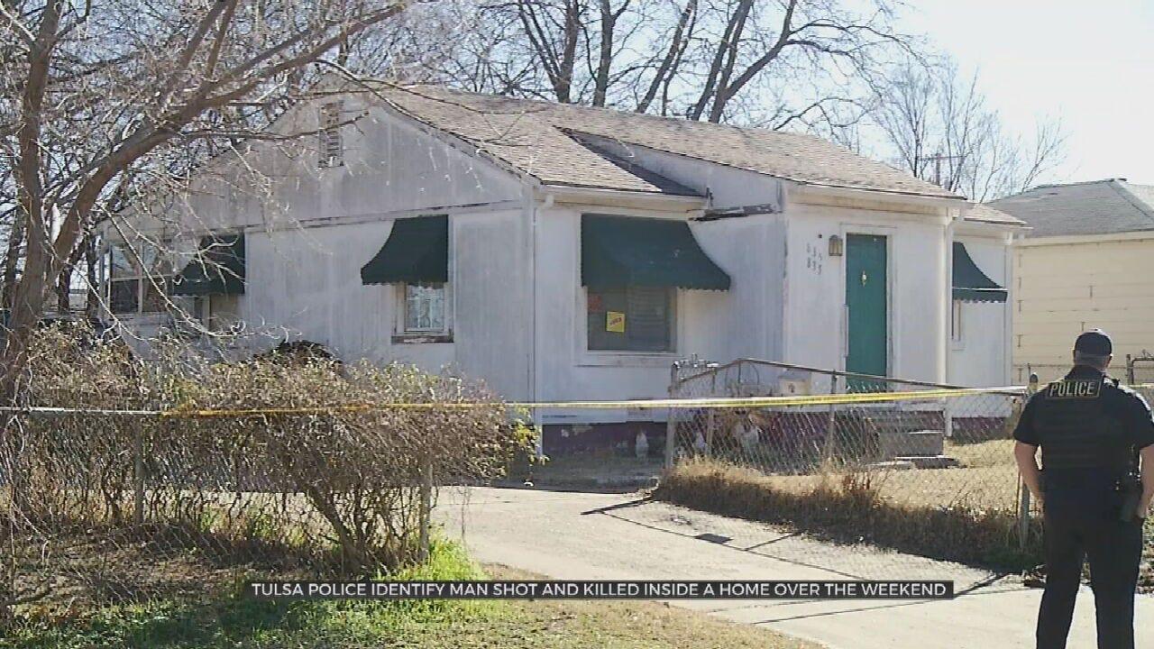 Tulsa Police Identify Man Shot, Killed Over Weekend