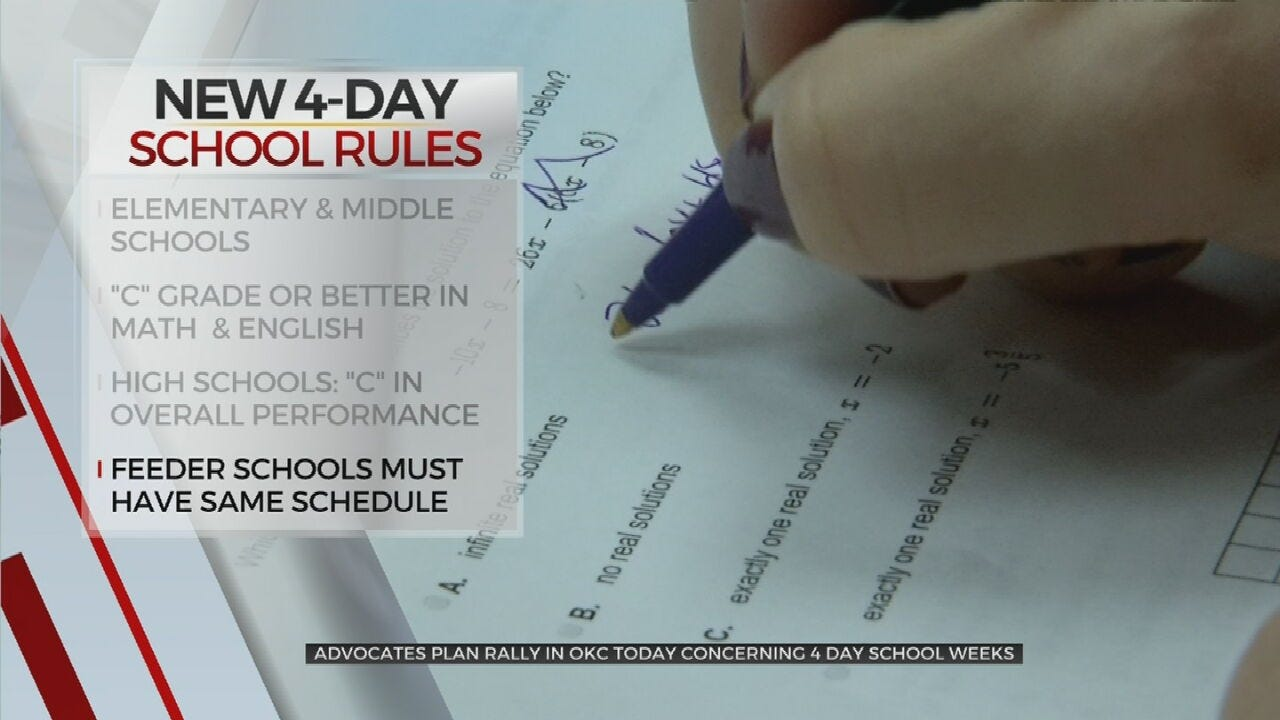4 Day School Advocates To Blame Hofmeister For 'Unfair' Requirements
