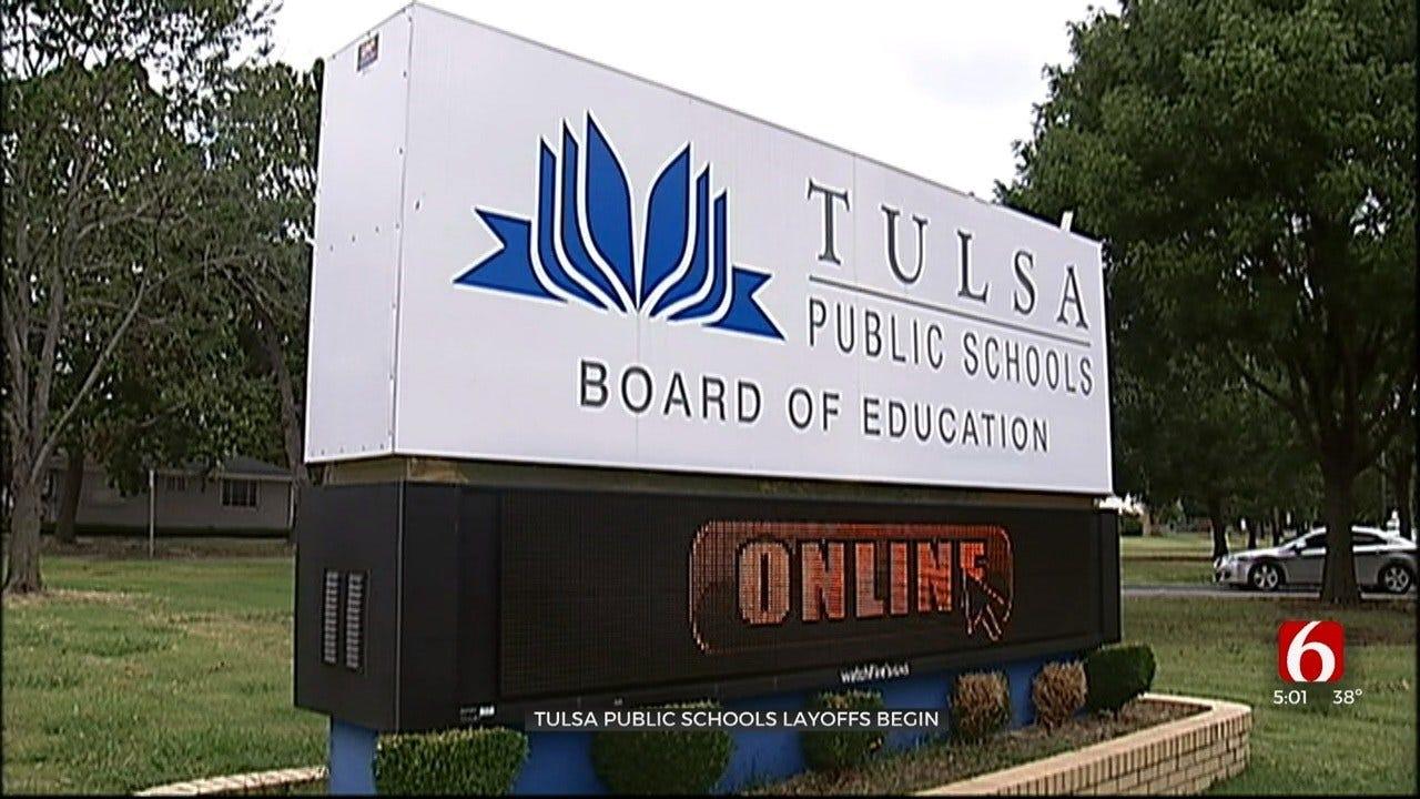 Tulsa Public Schools Board Votes To Eliminate 174 Positions