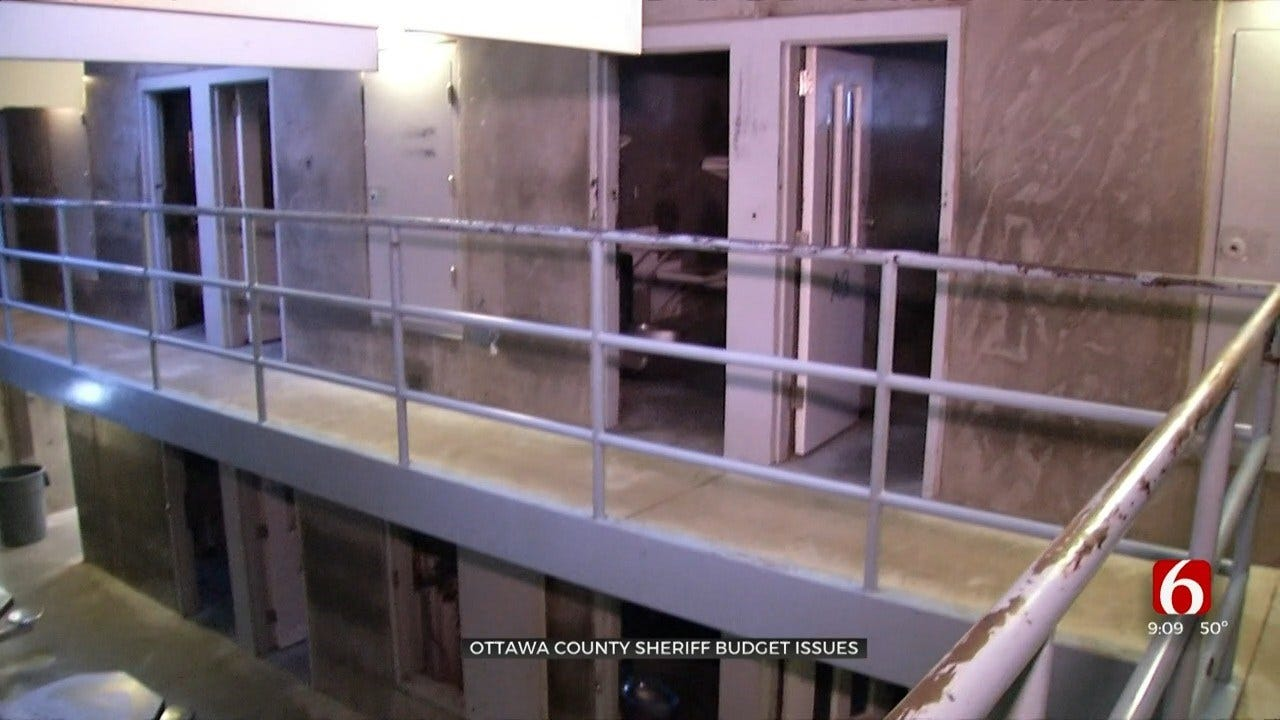 Ottawa County Sheriff's Office Facing Budget Cuts