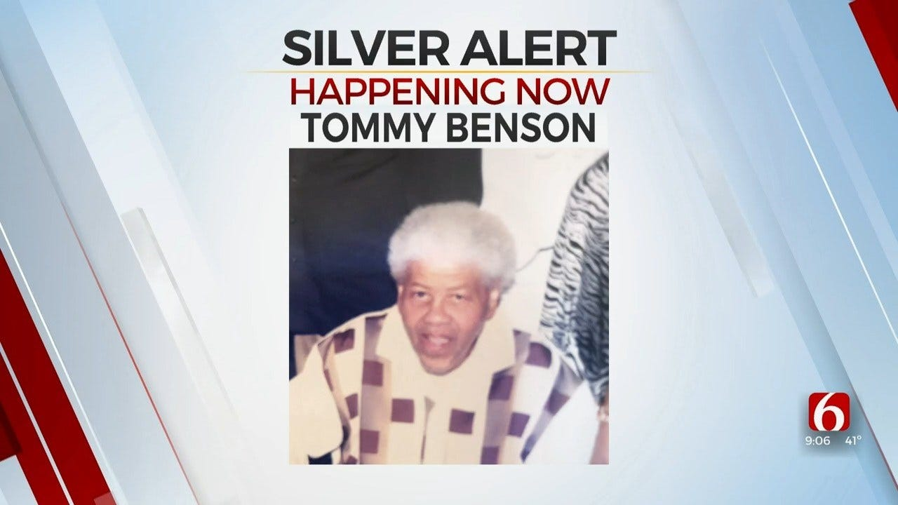 Sapulpa Police Cancel Silver Alert After Searching For Disabled Man
