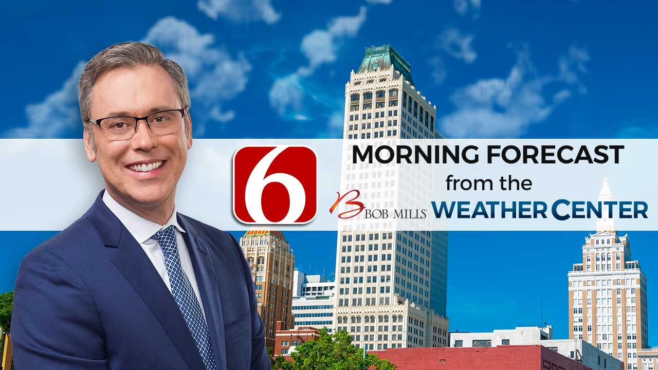 Warm Wednesday Before Rain, Cooler Temperatures Return To Green Country
