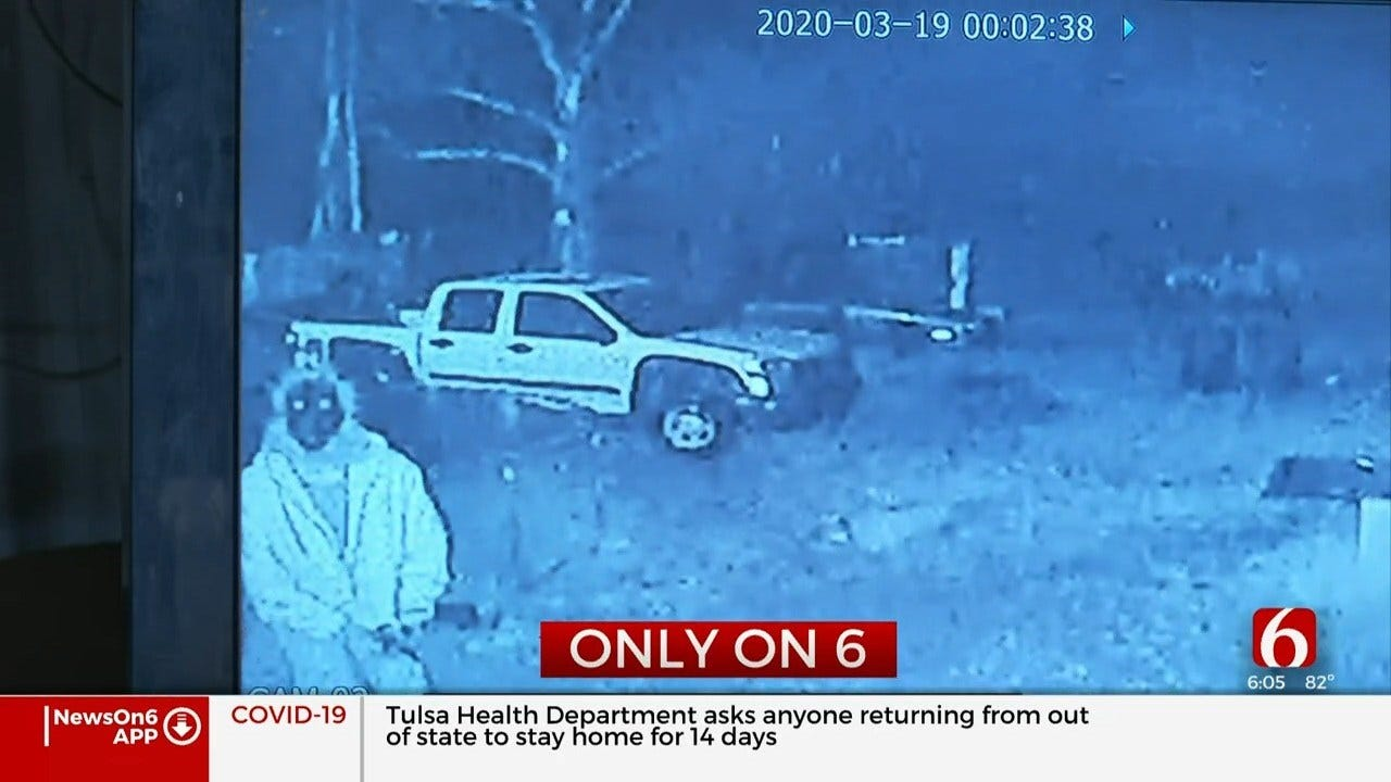 McIntosh Co. Deputies Searching For 3 Men Accused Of Robbing, Beating Man