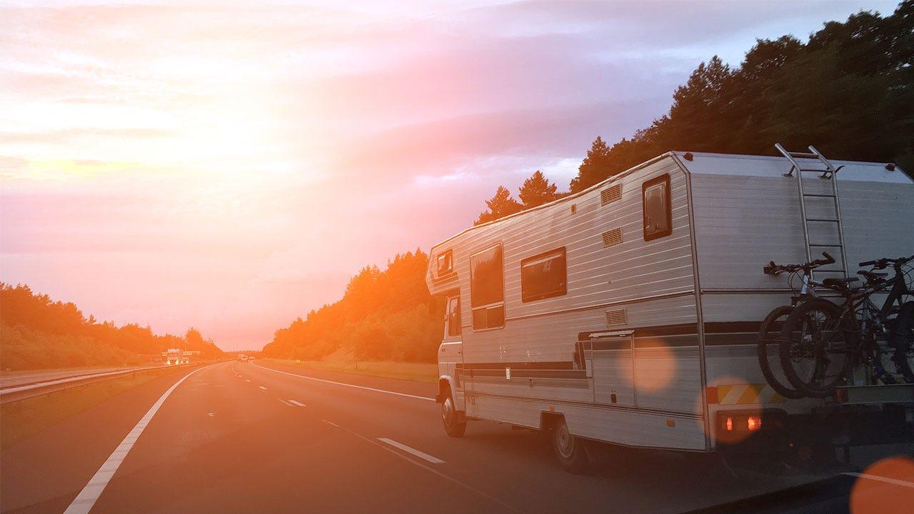 Oklahoma's RV Camping Hot Spots