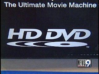 High Definition DVD's