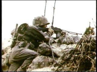 Former Marine tells harrowing tale of survival
