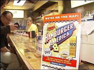 Oklahoma hamburgers rank among top 100