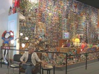 Superheroes 'WOW!' museum visitors