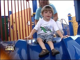 Students chase dreams at new playground