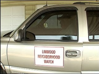 Neighborhood bands together to fight crime