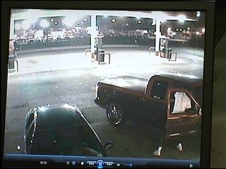 Father, son escape injury in carjacking