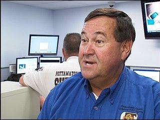 Pottawatomie County dispatch receives upgrade