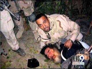 Oklahoma Senator Remembers Hussein's Capture