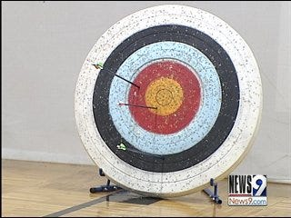 School Takes Aim with Archery Program