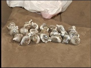 Deputies Make $500,000 Drug Bust in Oklahoma City