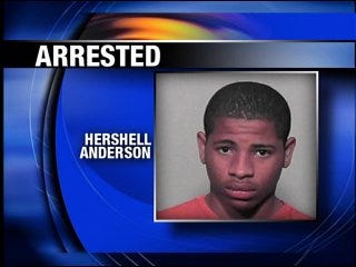 Carjacker caught at local McDonalds