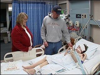 Family awaits boy's surgery