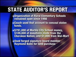 State releases audit on former Marble City superintendent