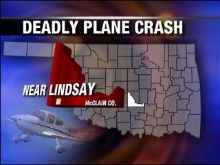 Plane crash victims identified
