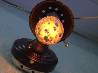 Light bulb burns for 81 years