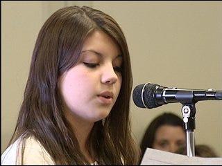 Shawnee students write legislation