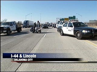 2 lead police on high-speed chase