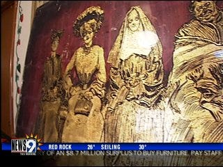 Woman finds art treasure for $2