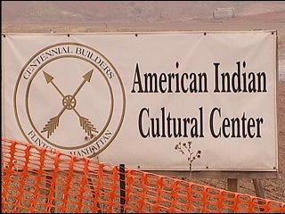 American Indian Cultural Center and Museum funding still lacking