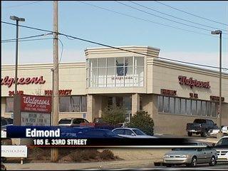 Teen arrested for alleged drug use at Edmond pharmacy
