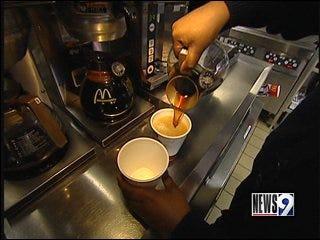 Coffee battle brewing