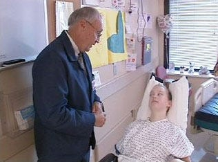 Doctor turned camp director nominated as Oklahoma Hero