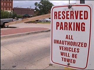 New study on parking in Bricktown released