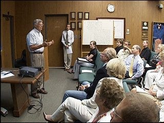 Nichols Hills considers Chesapeake building swap