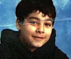 12-year-old boy dies of gunshot wounds