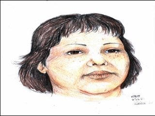 Police continue to seek identity of found woman