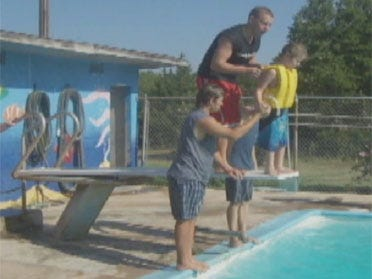 Summer camp offered for sight-impaired children