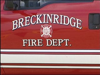 Fire department sells fireworks for funds