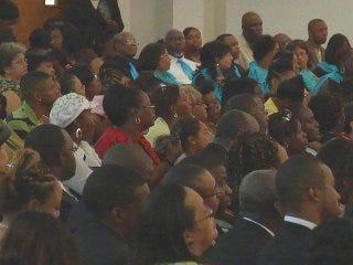 Gospel Fest helps raise awareness