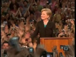 Clinton bows out of race Saturday
